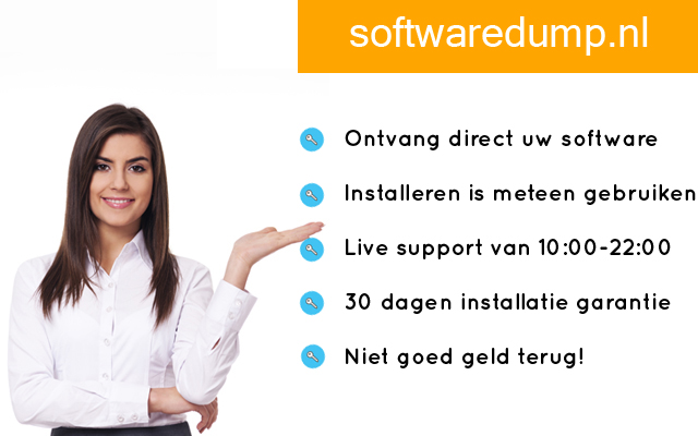 Garantie op softwarelicenties